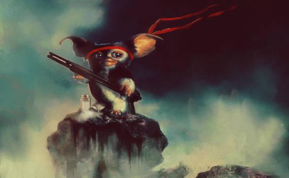 SPN Gremlins: Gizmo Winchester by nargynargy