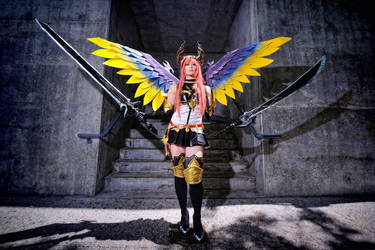 Dark Angel Olivia by AnnaLynnCosplay