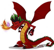 ADJL: new dragon by LumosLightning