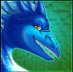 [RAFFLE] Aqualia Avatar by Neffertity