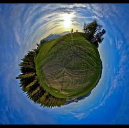 Little planet by TomekKarol