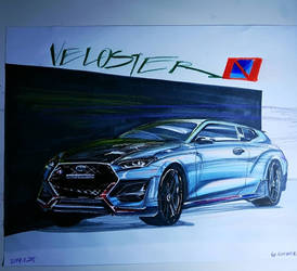 Hyundai VELOSTER N Fkin Pict by cosmotic1214