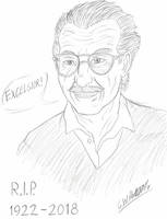 Stan Lee Tribute by cwpetesch