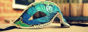 Colourful Mask by ClassicRose