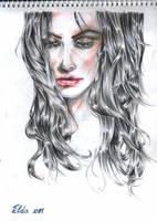sad girl by Seya-tuan
