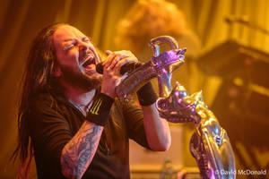 Korn: Jonathan Davis by basseca