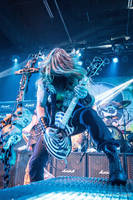 The Black Label Society: Zakk Wylde by basseca
