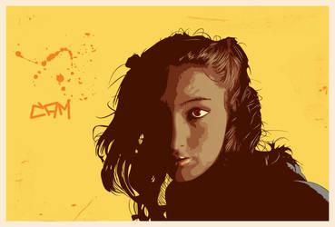Miss Cam by jimro