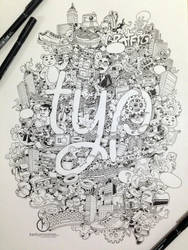 COMMISSIONED WORK: TYP by kerbyrosanes