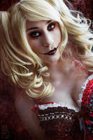 Harley Quinn by xwickedgames
