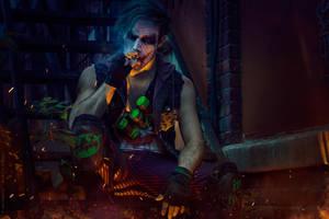 The Joker by xwickedgames