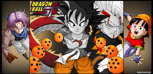 Step Into The Grand Tour DragonBall GT Mat by darkfang100