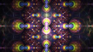 Spectrum Spheres by Trip-Artist