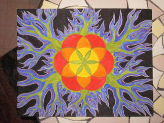 Seed of Life - Roots by Trip-Artist