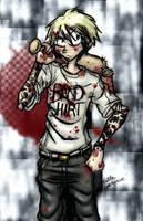 Mr.Murder -Art Trade- by Dreamwish