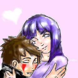 kibaxhinata_hug by kibaxhinata-club
