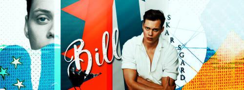 Bill Skarsgard by melissaalison13