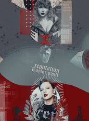 GRAPHIC LOOK WHAT YOU MADE ME DO/REPUTATION by melissaalison13