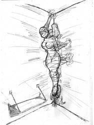 November 30 days art challenge - Day01 by dwarfpriest