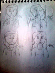 Bo Rhap Girls by AndressaNerdMuniz