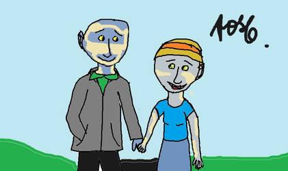 Nick and Judy by AndressaNerdMuniz