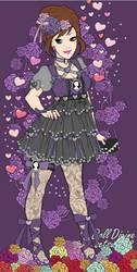 Halloween Day 22: Lolita by Taiya001