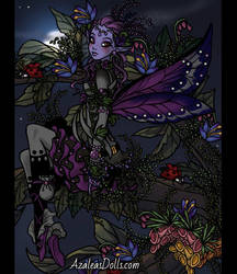 Pretty Fairy 2 by Taiya001