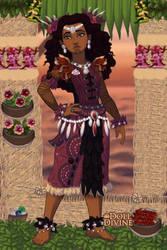 Moana-Polynesian-Princess 5 by Taiya001