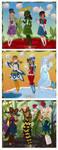 Pixie Mario Powerups by Taiya001