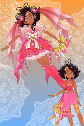 Glitter Cure Shani by Taiya001