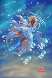 Glitter Aqua Cure by Taiya001