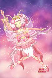 Glitter Fairy by Taiya001