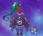 Glitter Luna Fly by Taiya001