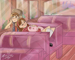 Gravity Falls - Summer is Over by lmvm16