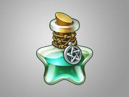 Potion for Oasis: the Last Hope game by Pykodelbi