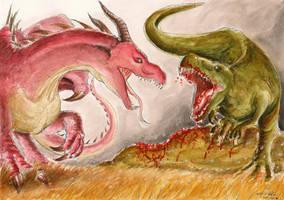 Beast Rage by SoulEaterSaku90