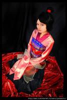 Fa Mulan by Lessnaya
