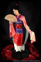 Mulan by Lessnaya