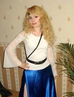 I am Zanthia by Lessnaya