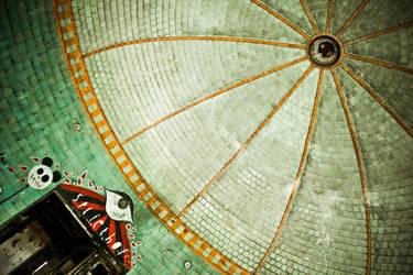 Beelitz-Heilstatten Sanatorium IV by UrbExplorer