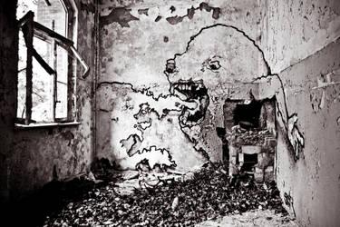 Beelitz-Heilstatten Sanatorium V by UrbExplorer