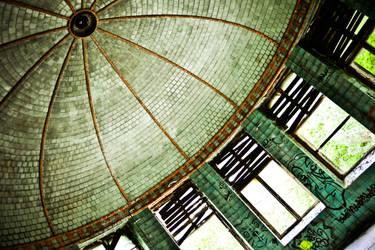 Beelitz-Heilstatten Sanatorium VII by UrbExplorer