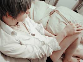 Akira in Bed by Master-Yuki
