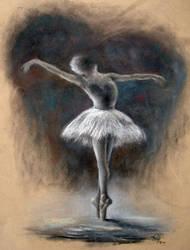 Ballerina II by mistik88