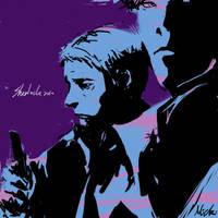 BBC Sherlock by mick347