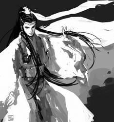 KimKong: Shi Yan Wen by mick347