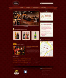 Finnish Pub by webdeviant