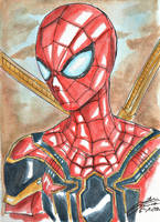 Iron Spider by CristianGarro
