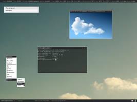 May 2009 Openbox Desktop by rent0n86