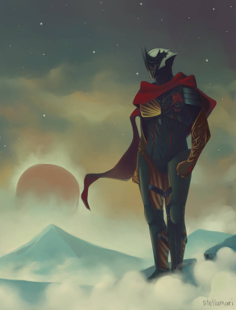 [Commission] Ash Prime by stellamareis